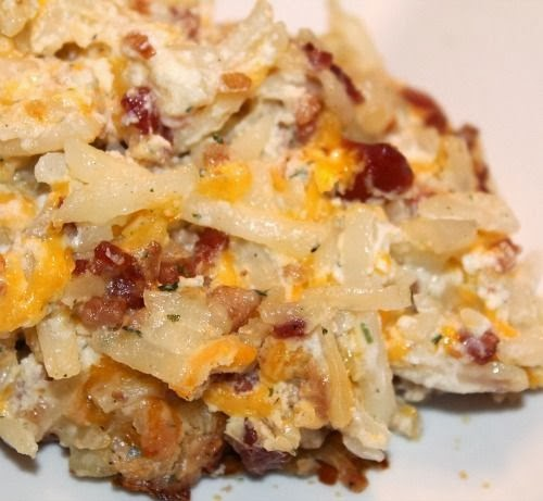 Cooking Pinterest: Loaded Baked Potato Casserole Recipe