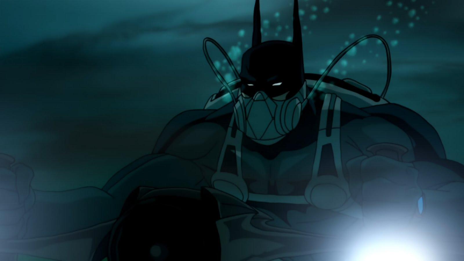 ExplodingMinds: Some Cool Never seen Batman Wallpapers..