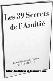 Télécharger Livre Gratuit Les 39 secrets amitié pdf