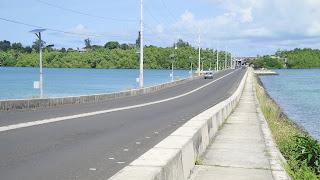 Main Street in Koror