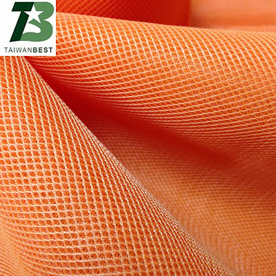 air mesh for sport shoes ORANGE 2
