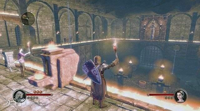 el primer templario en busca del santo grial pc