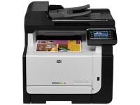 HP LaserJet Pro CM1415fnw downloads Driver