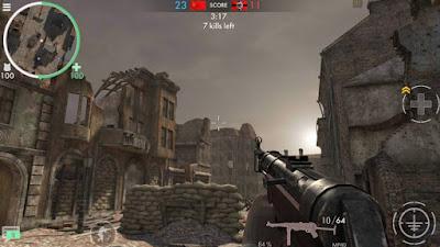 Link Download Game World War Heroes Mod Apk Data v1.1 Latest Version For Android