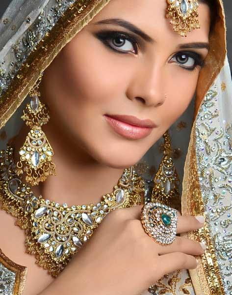 bridal makeup amp hair styles latest trend by n pro nabila
