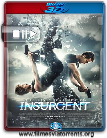 A Série Divergente: Insurgente Torrent – BluRay Rip 1080p 3D HSBS Legendado (2015)