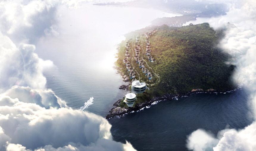 Mũi Ông Đội: dấu ấn tiếp theo của Bill Bensley ở đảo Ngọc -3