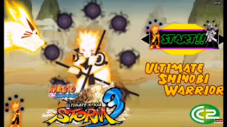 Naruto Senki Ultimate Ninja Strom Mod Apk v2 Mugen Sukoyomi Mode Terbaru