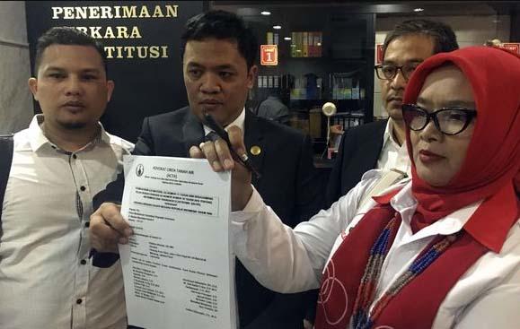 Diduga Pasal Karet, Pasal Ujaran Kebencian dalam UU ITE Digugat ke MK