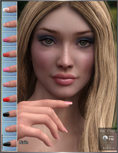 EJ Adora For Genesis 3 Female