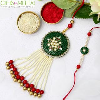 Buy Lumba Rakhi online