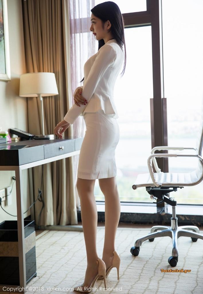 XIUREN No.1209 Xiao Reba Angela MrCong.com 015 wm - XIUREN No.1209: Người mẫu Xiao Reba (Angela小热巴) (52 ảnh)