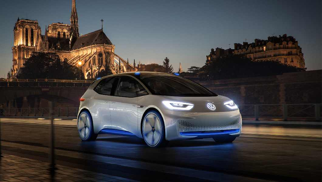 Volkswagen ID Concept, car news