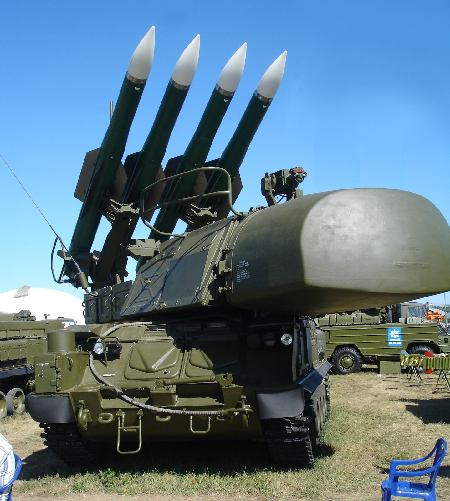 Naval Open Source INTelligence: Russia Develops 'Microwave