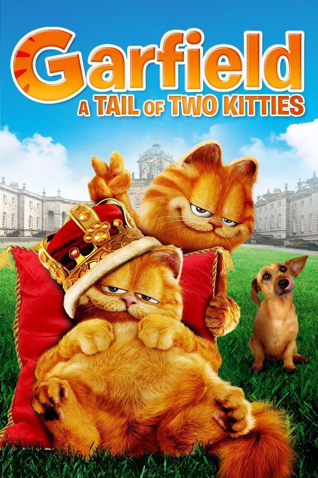 Tamizhbrosmovies Com Garfield A Tail Of Two Kitties 2006 720p Blu Ray Tamildubbed Full Movie