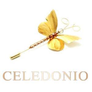 jewelry - CELEDONIO Brooches