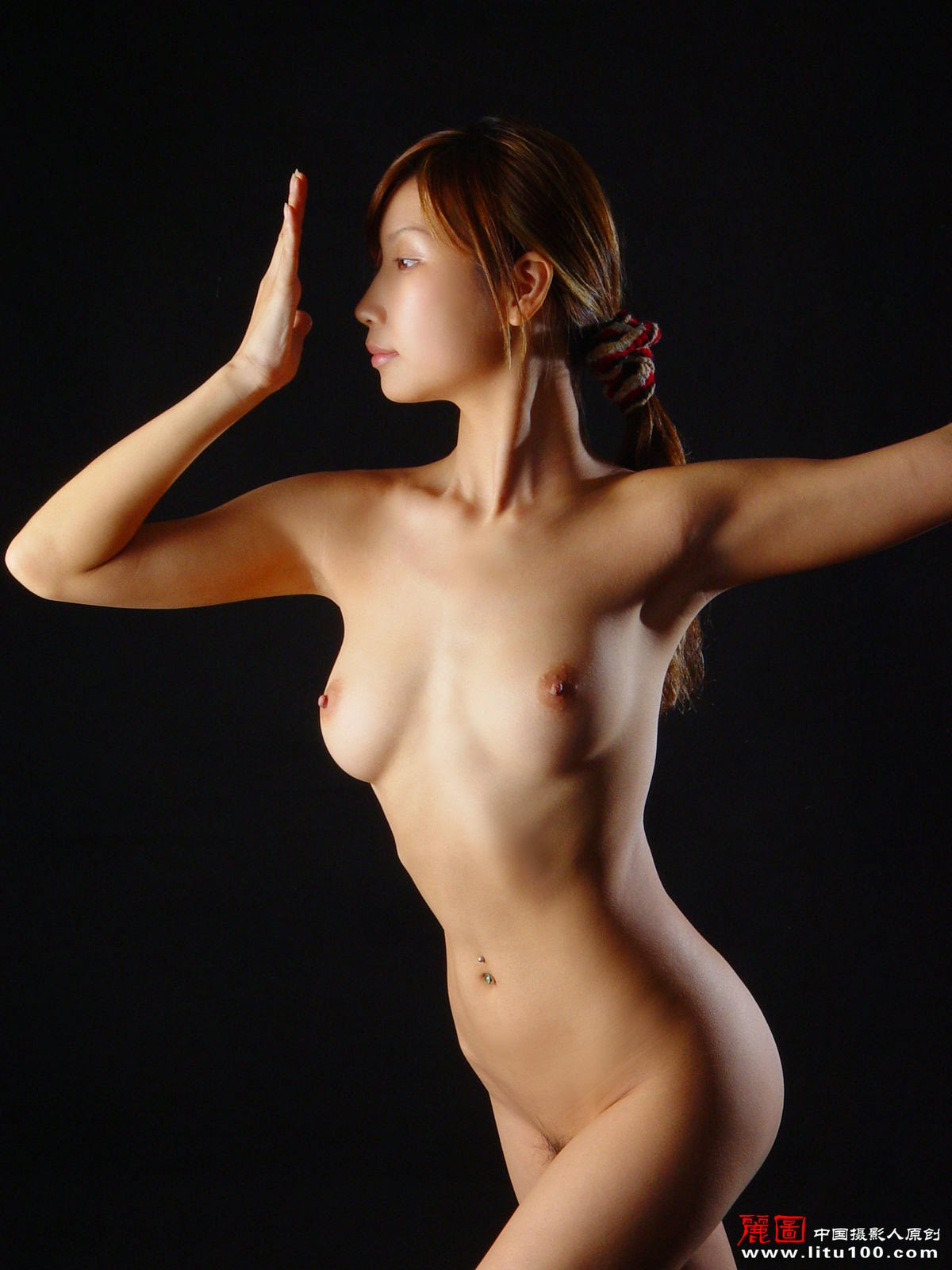 Naked Girl China