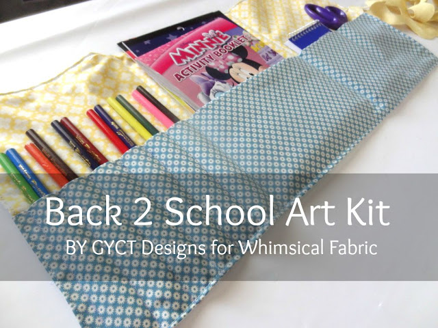 Back2School Art Kit by GYCT