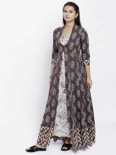Anarkali- A New Age Style Statement | Ft. Myntra.com