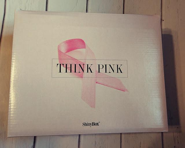 Think Pink czyli październikowa edycja ShinyBox