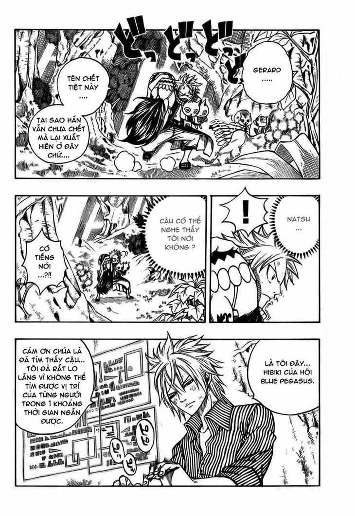Fairy Tail Chap 140