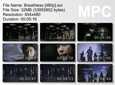 Arashi] Breathless PV   A M N O S