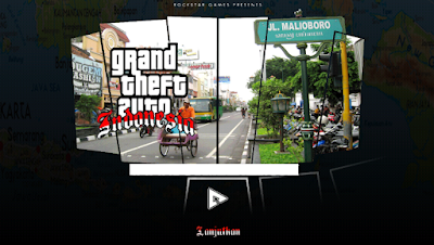GTA San Andreas Lite MOD Indonesia