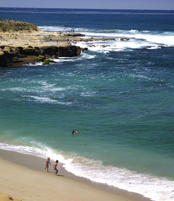 Take a dip in the beaches at La Jolla. Photo: SanDiego.org