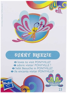 Wave 11 Sunny Breezie Blind Bag Collector Card