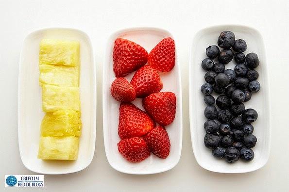Las frutas frescas y sus beneficios