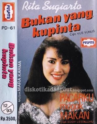 Rita Sugiarto Bukan Yang Kupinta 1992