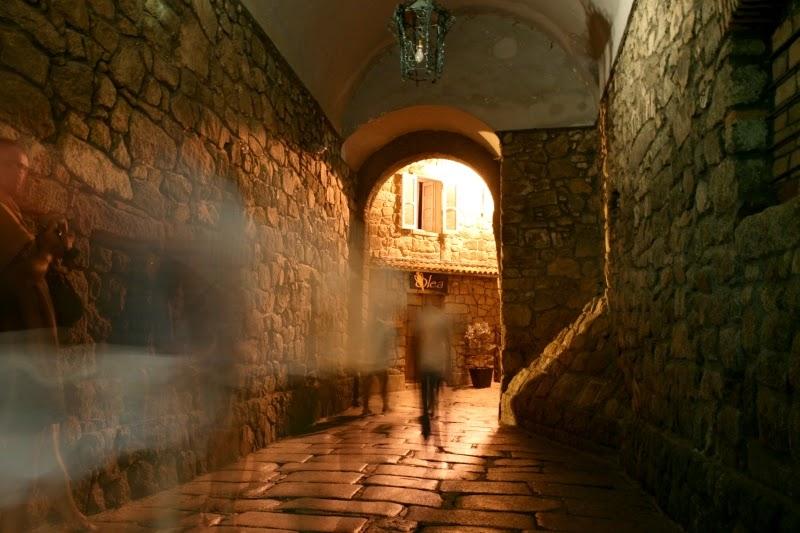 vieille ville sartene
