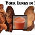 How to Cleanse Your Lungs - How to Detox Smoker Lungs In Three Days