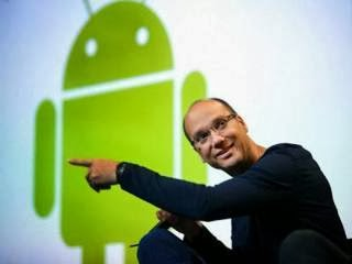 Andy Rubin, Android maker