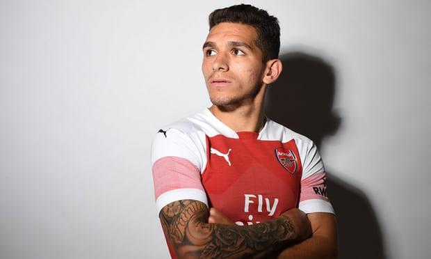 Arsenal complete £26.5m signing of Uruguay midfielder Lucas Torreira