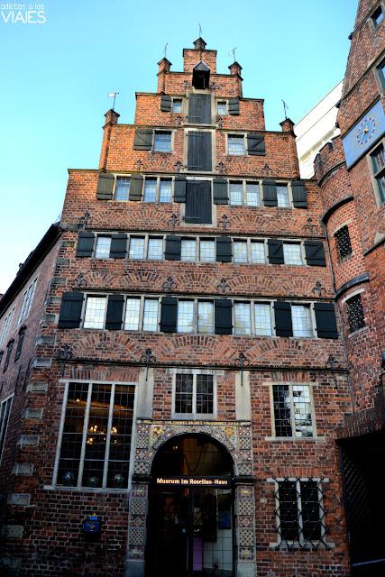 Museo en la Böttcherstrasse