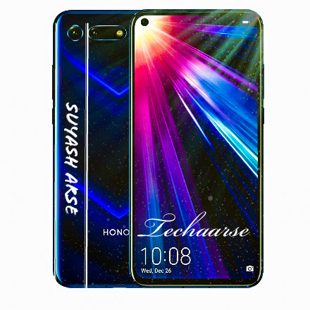 Honor View 20 it exilent features Launch in India on 2019| Sammer offers on honor view 20|| techaarse.