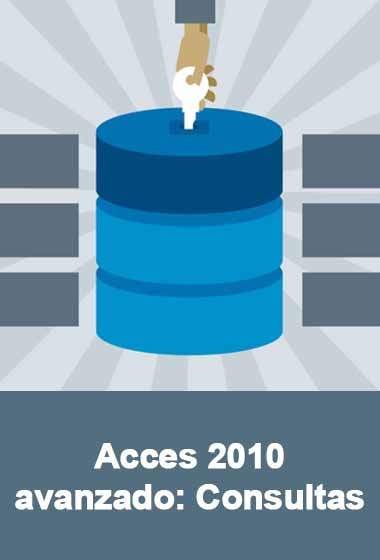 Video2Brain: Curso Access 2010 avanzado: Consultas
