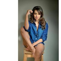 Tejaswi Mandivada Latest Glam Doll Photo Shoot TollywoodBlog