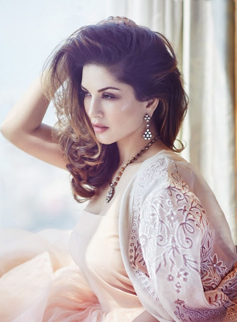 Sunny Leone Photoshoot For Harper's Bazaar March 2016