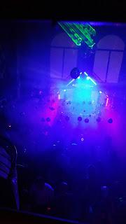 German Sparkle Party at Mercury Lounge