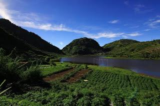 Desa wisata Dieng,desa tertinggi di Jawa