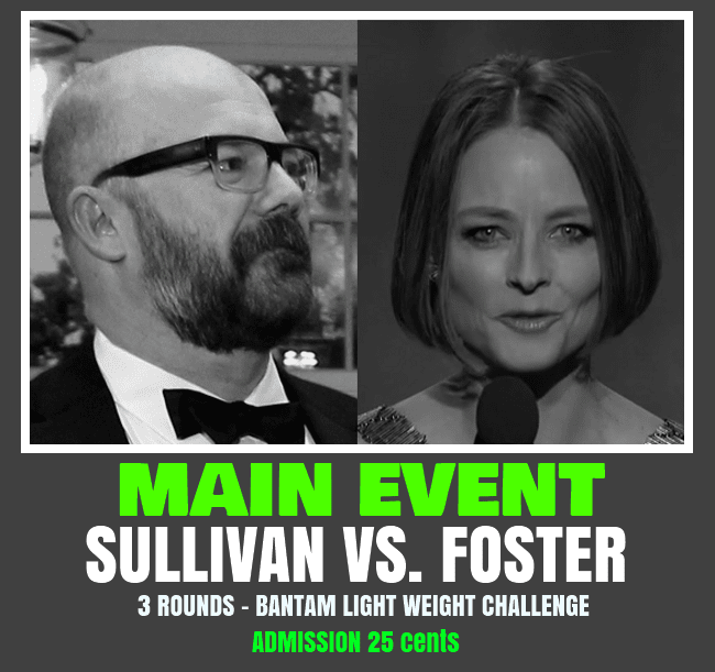 Daily Dish Writer Andrew Sullivan and Oscar Winner Jodie Foster