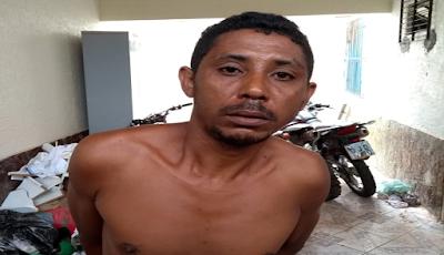 FIM DAS FÉRIAS: POLICIA CIVIL DE BOM JARDIM-MA RECAPTURA PRESO FORAGIDO NO POVOADO KM 18.