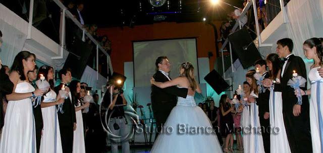 Fotos de baile debutante