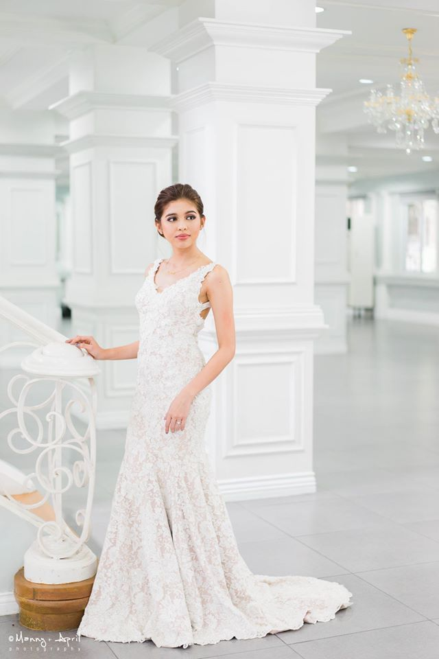 ALDUB NEWS UPDATE: Classic, Sophisticated, Elegant Wedding Dress ...