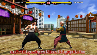Bruce Lee Dragon Warrior apk + data