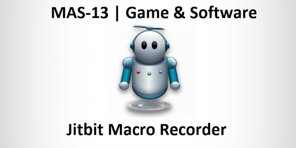 Download Jitbit Macro Recorder 5.80 Final Terbaru