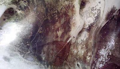 lukisan gua pangkajene