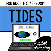 Google Classroom science lessons